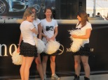 MTV Serbia hired girls to hype...