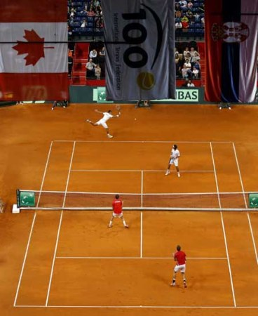 doubles from above*