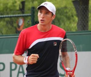 Lajović at 2013 Roland Garros (photo by Hector for Tennis Alternative).