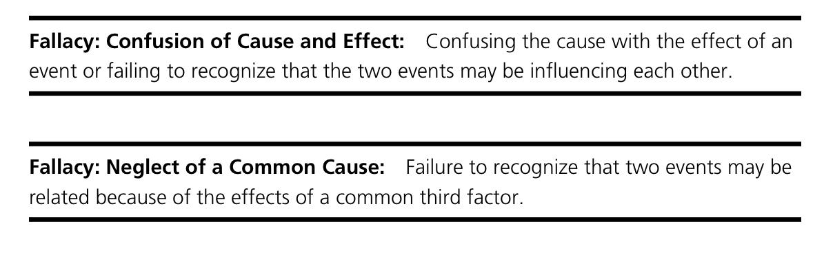 causation 4