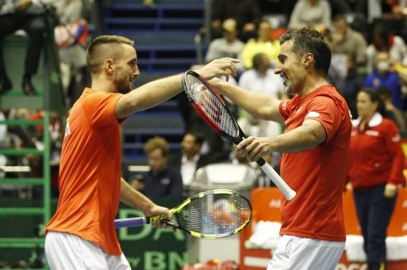 Davis Cup 2017 doubles